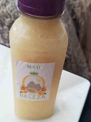 Suco de Cupuaçu com Cacau - Suco que Beleza