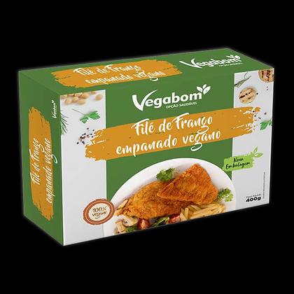 Empanado de Frango Vegano - Vegabom