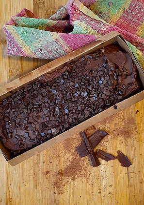 Caseirinho de Chocolate - Fábrica Vegana