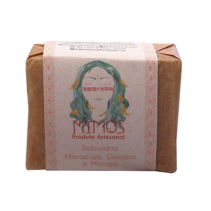 Shampoo Sólido Vegetal de Maracujá - MIMOS