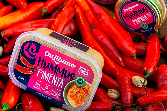 Hummus Pimenta Caiena - Dulíbano