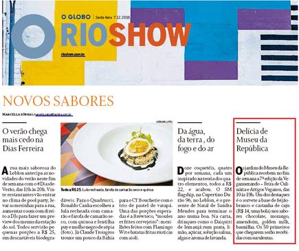 Rioshow - Vegannezando