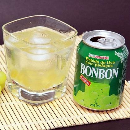 Suco de Uva Verde com Pedaços BonBon Haitai - Veglife