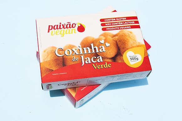 Kit Coxinha de Jaca Verde - Paixão Vegan