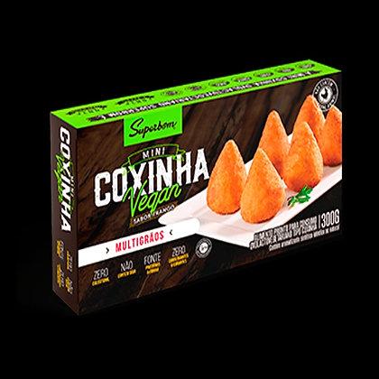 Mini Coxinha Vegan Superbom - Veglife