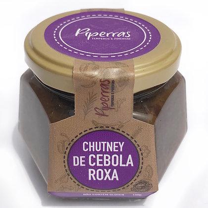 Chutney de Cebola Roxa - Piperras