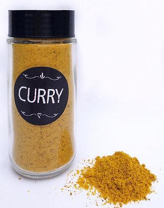 Tempero Curry - Piperras