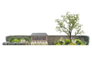 Planting Design, Creswick Walk, Hampstead Garden Suburb, London
