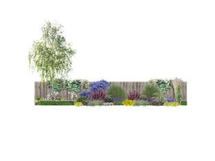 Planting Design, Tillingbourne Gardens, Finchley, London