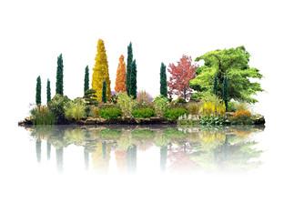 Planting Design, Regents Park, London