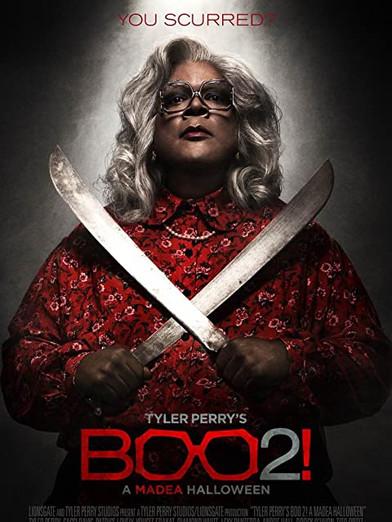 Tyler Perry's Boo 2- A Medea Halloween