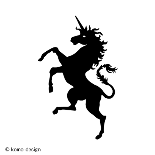 M010【 ユニコーン】