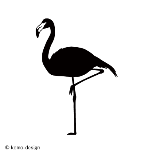 A001【フラミンゴ】