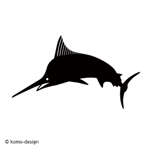 A035【 クロカジキ】