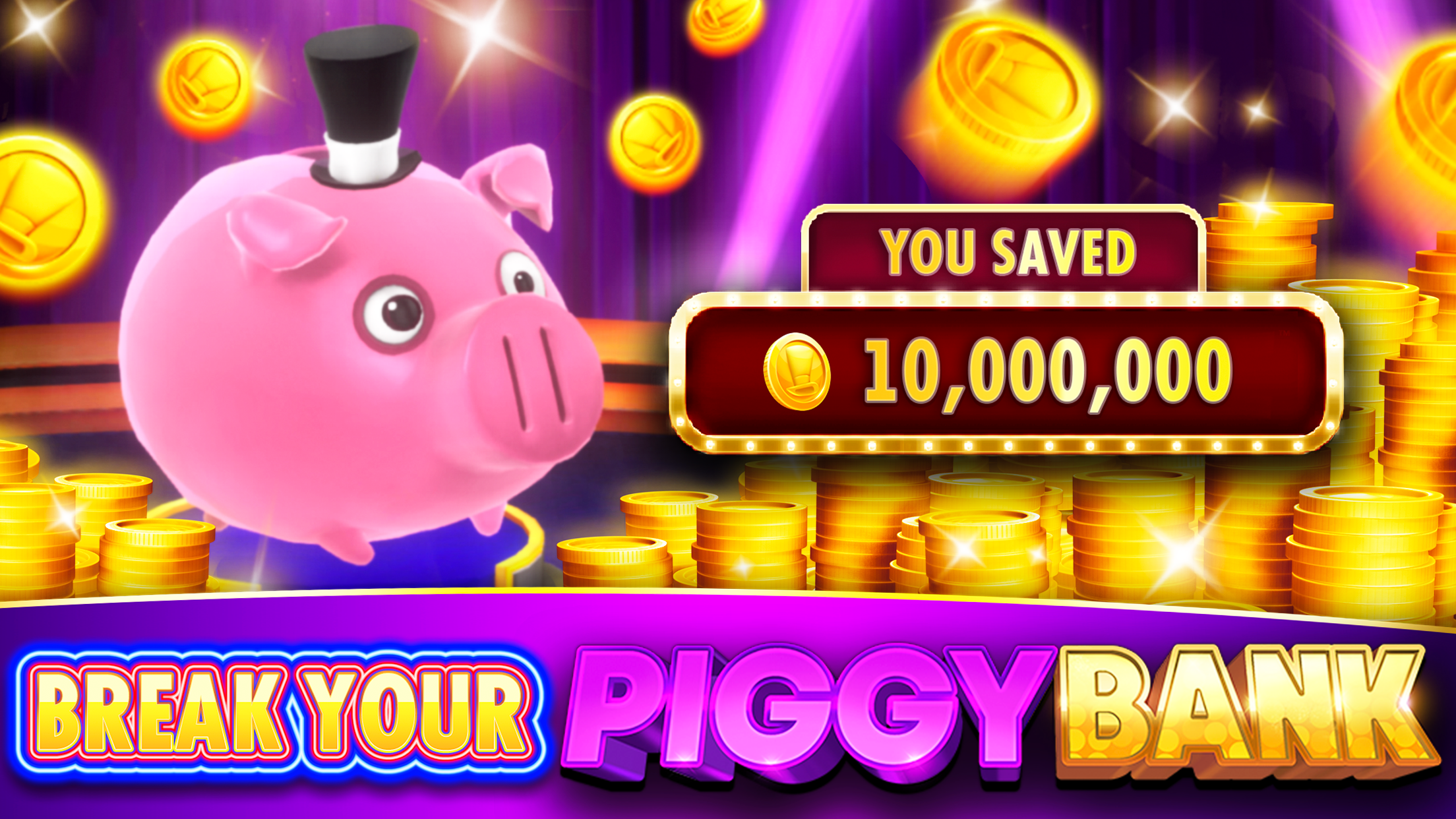 ASO PiggyBank Feature Screenshot