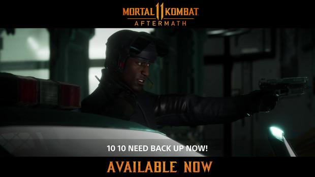 Mortal Kombat 11 Aftermath Trailer