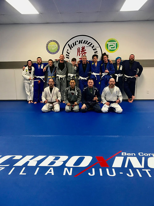 6 Month Unlimited | Adult BJJ Program -CALL FOR PURCHASE
