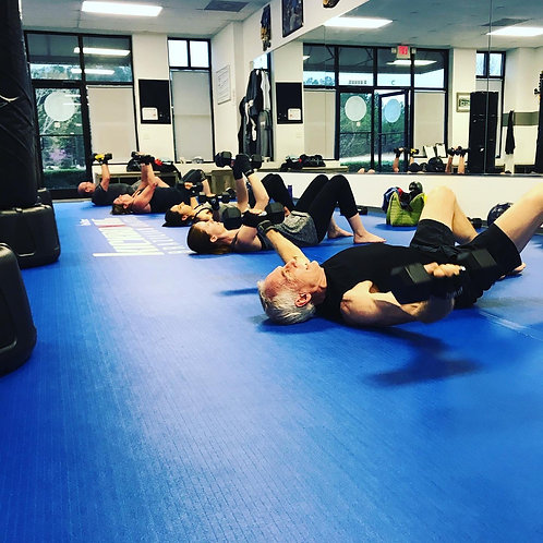 6 Months - Unlimited Classes | Fitness Kickboxing (Call for Purchase Program