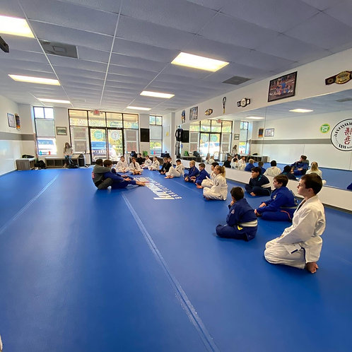 4 month - Unlimited Classes | JUNIOR BJJ Program CALL FOR PRICE