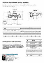 Счётчик SAMPI Liquid Controls M25