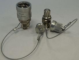 Кран и фитинг Fast Fill Systems. N400c. R400c. Для трансмиссионного масла
