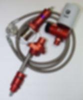 Система быстрой заправки Fast Fill Systems. Без давления в баке. 567 л/мин.
