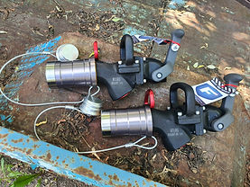 Кран топливозаправочный Fast Fill Systems ATLAS N150AT-Ap 567 л/мин.