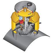 Шахта Fibrelite S16-3100-CD
