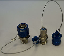 Кран и фитинг Fast Fill Systems. N200c. R200c. Для охлаждающей жидкости. Антифриз.