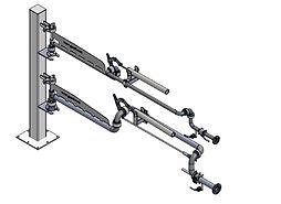 Устройство налива GASSO, модель GA