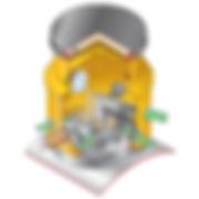 Шахта Fibrelite S8-390