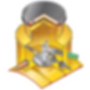 Шахта Fibrelite S14SB-390