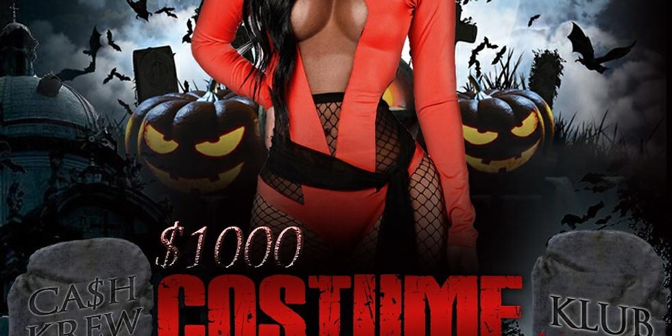 CA$HKREW D.C. Halloween Party
