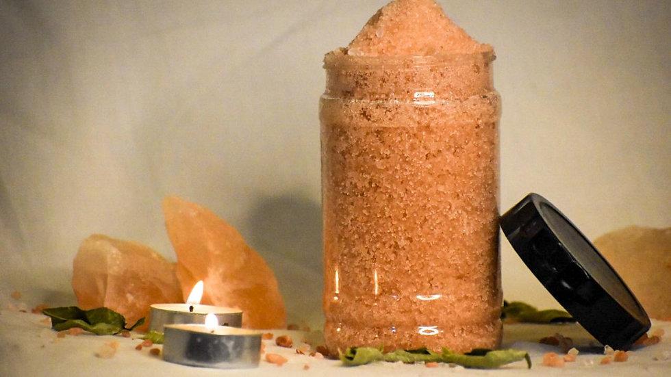 Grapefruit Pink Salt Body scrub