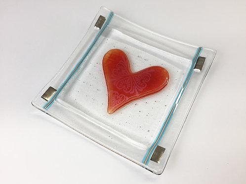 Sale - Heart Dish