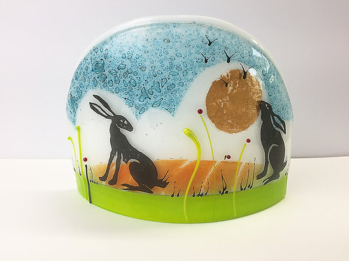 Sale - Free Standing Curve 2 Hares