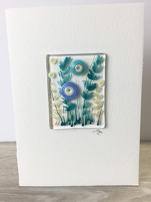 Handmade Cards - Meadow Blue