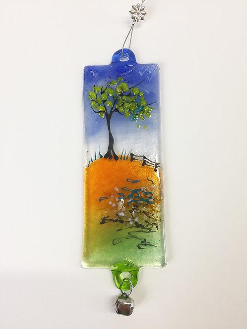 Glass Decorations - Tree