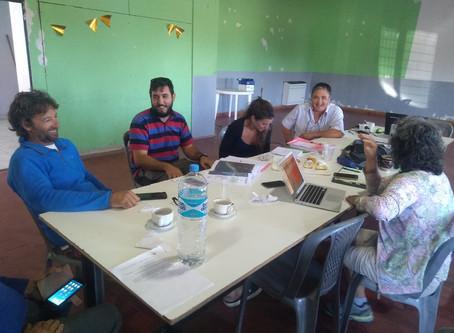 Reunión de la Autoridad Local de Conservación del ANPBSA
