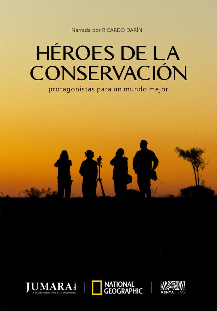 Héroes de la Conservación