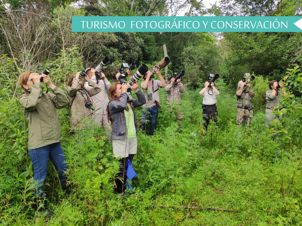 TURISMO FOTOGRÁFICO & CONSERVACIÓN