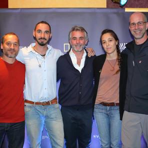 Juan María Raggio & los Héroes de la Conservación