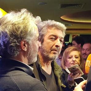 Ricardo Darín & Juan María Raggio