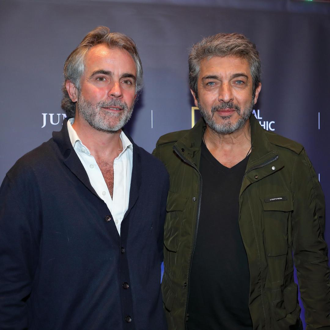 Juan María Raggio & Ricardo Darín