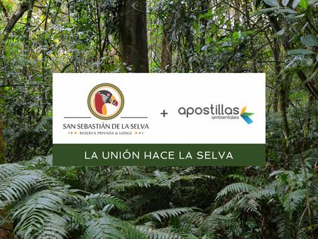 La Unión hace la Selva