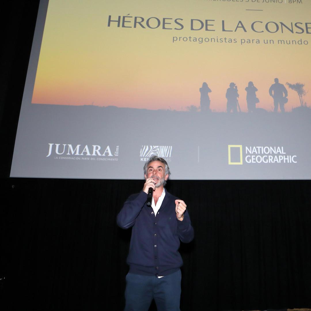 Presentación en Villages Cines Recoleta - Jumara Films