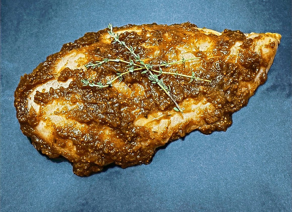 Fig & Balsamic Marinated Chicken Breast