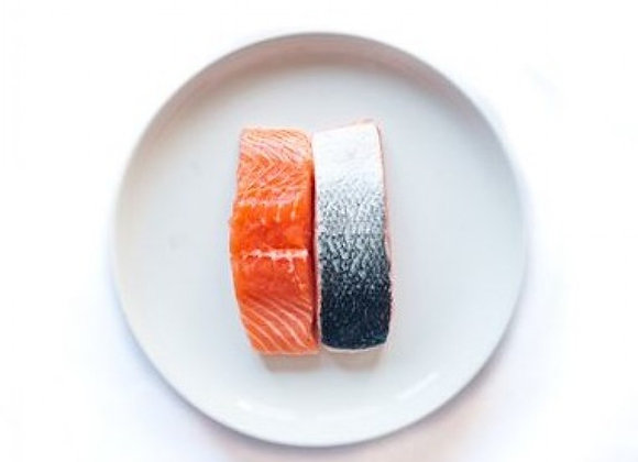 Atlantic Salmon Filets Wholesale Box
