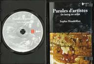 paroles d'artistes - 90 pages + CD