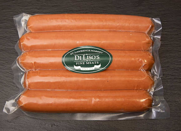 All Beef Weiners